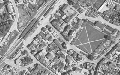 Photos aériennes historiques