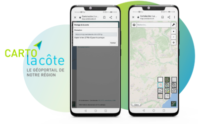 Deux nouvelles fonctionnalités pour la version mobile !